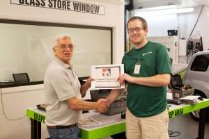 Kyle Lawson - Certificate